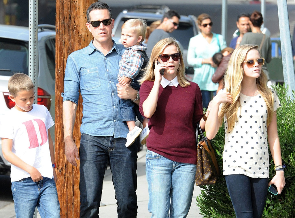 Reese Witherspoon, Jim Toth, Tennessee, Ava, Deacon