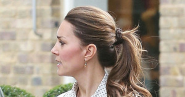Kate Middleton Goes Shopping In Sneakers See The Pic E