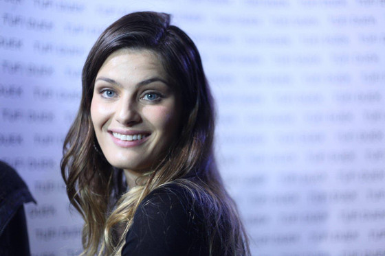 Isabeli Fontana, spfw2014