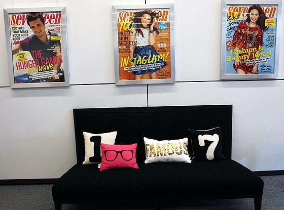 Trendsetters, Seventeen Magazine