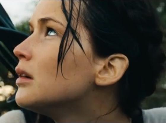 Catching Fire, Trailer