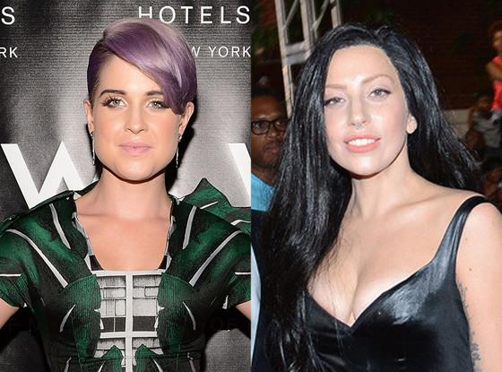 Kelly Osbourne, Lady Gaga