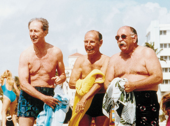 Wilford Brimley, Don Ameche, Hume Cronyn, Cocoon