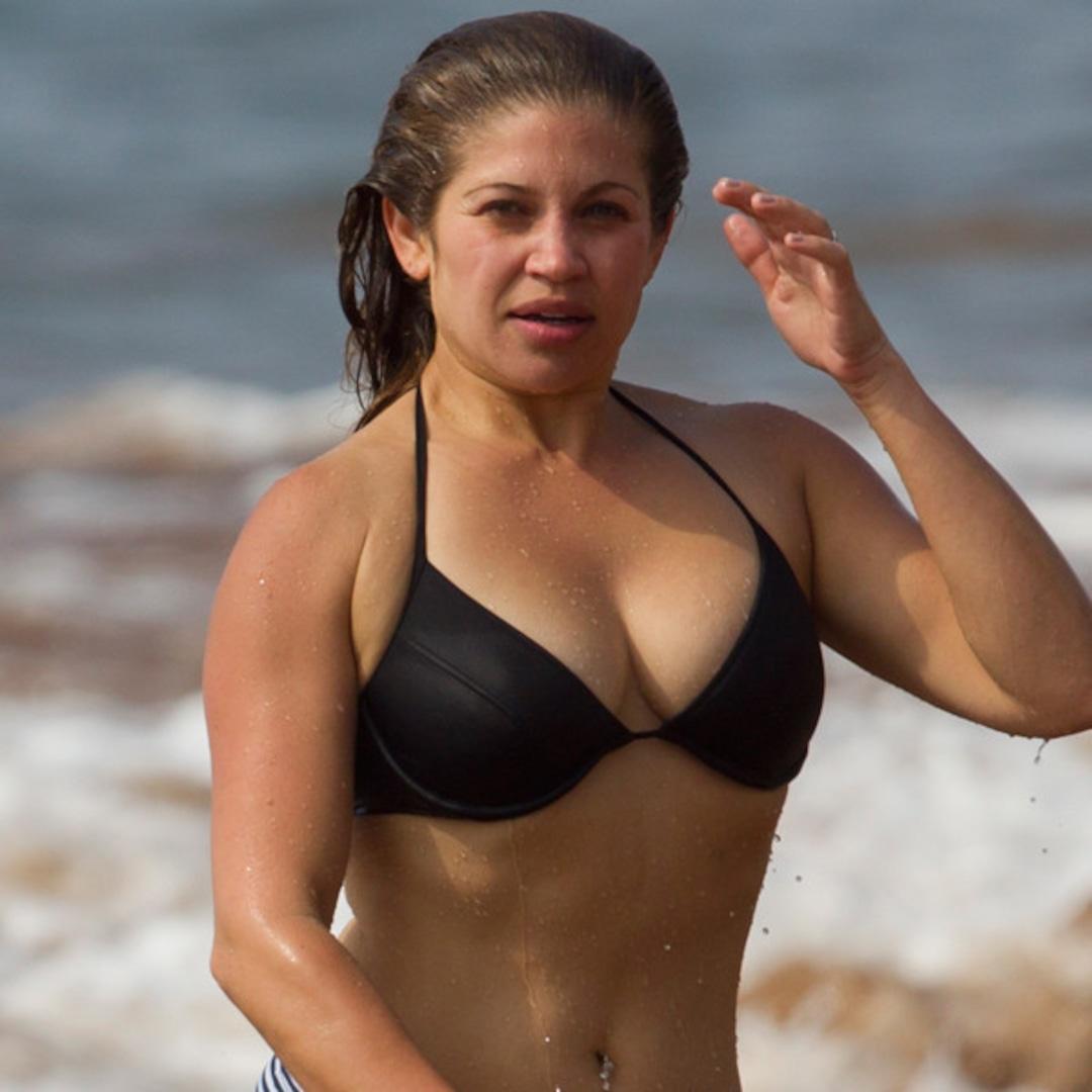 Bikini-clad Danielle Fishel: Honeymoon Hottie! - E! Online - CA
