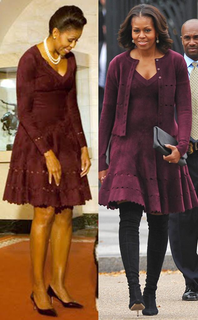 Michelle Obama, Alaia