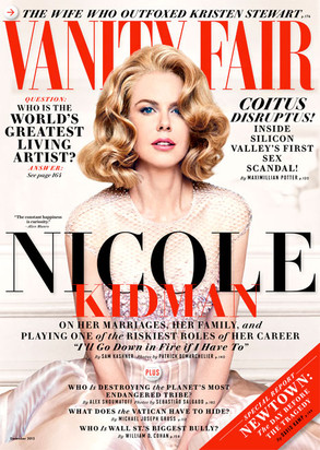 Nicole Kidman, Vanity Fair
