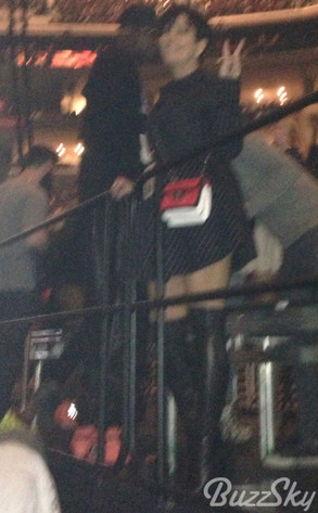 Khloe Kardashian Odom, Lamar Odom, Kanye West Concert