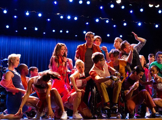 Glee, Twerk