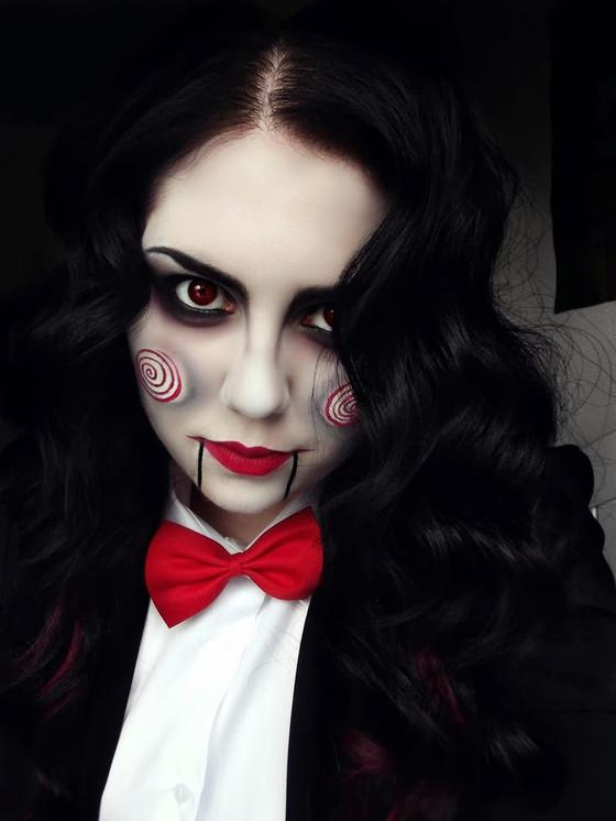3 Maquillajes Que Te Salvaran La Noche De Halloween E News