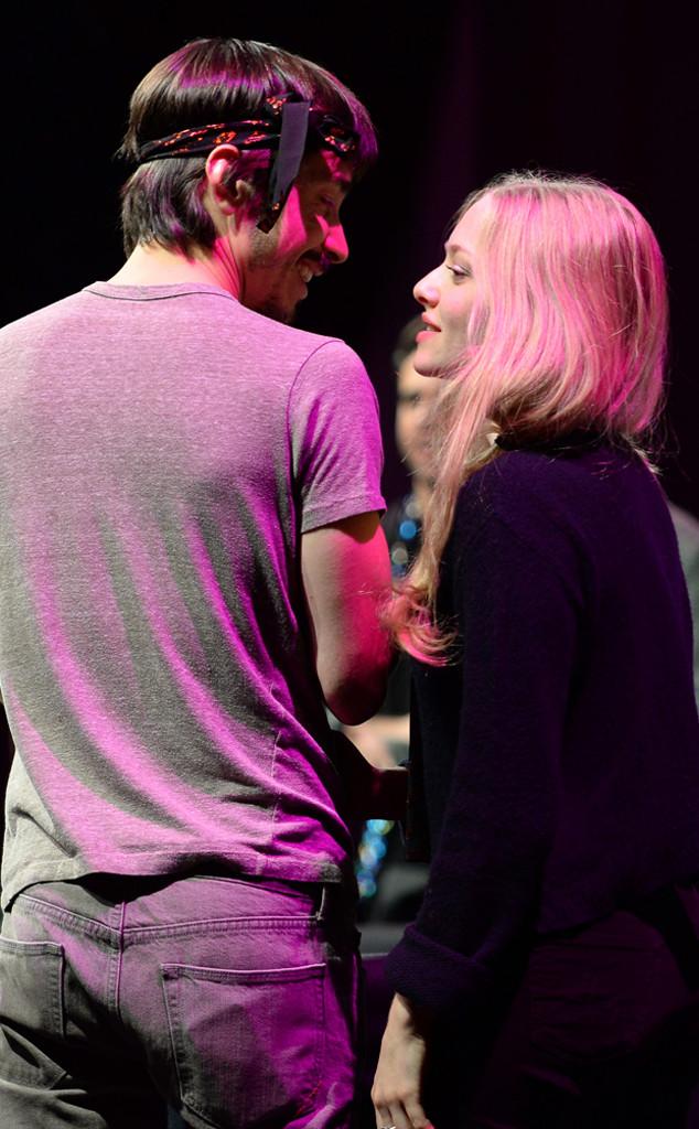 Justin Long, Amanda Seyfried