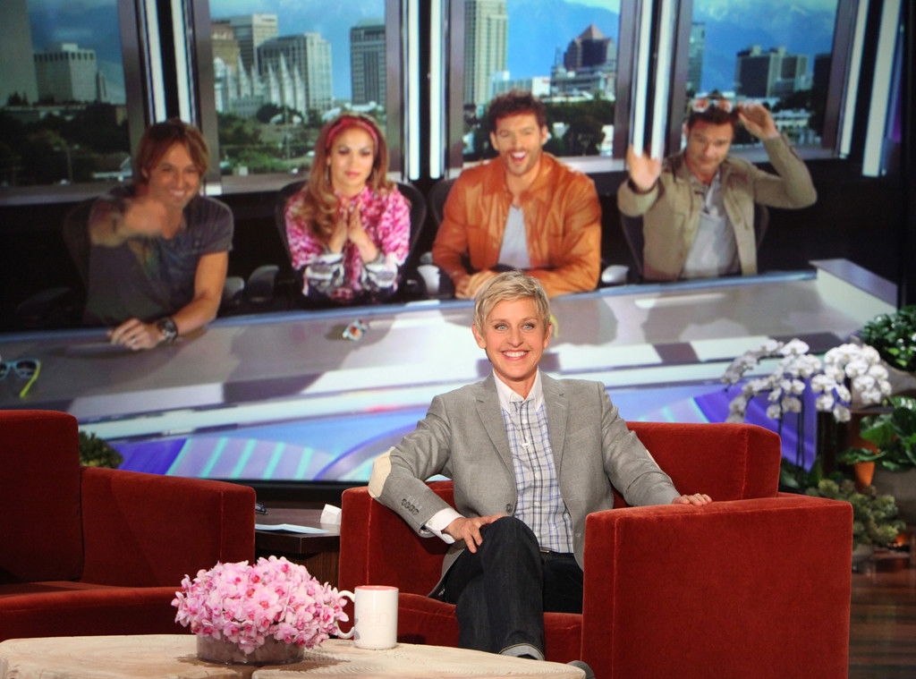 Ellen, American Idol