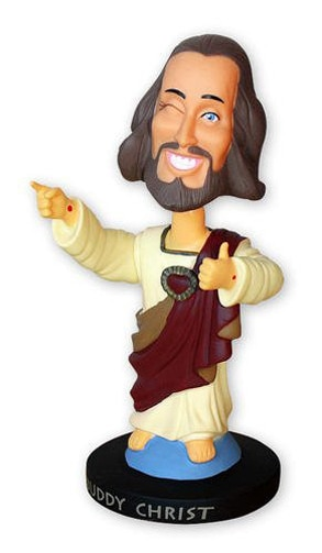 Celebrity Bobbleheads 14 Pics: Jesus From Celebrity Bobbleheads