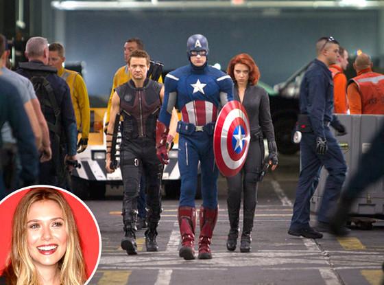 The Avengers, Elizabeth Olsen