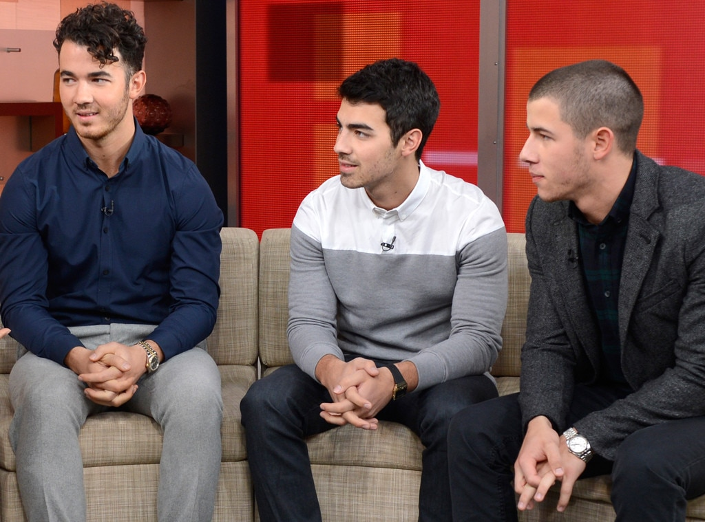 The Jonas Brothers, Good Morning America
