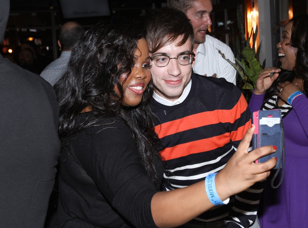 Amber Riley, Kevin McHale