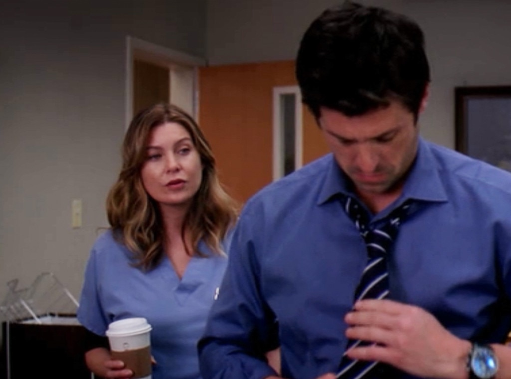 Ellen Pompeo, Grey's Anatomy, Real Pregnancy