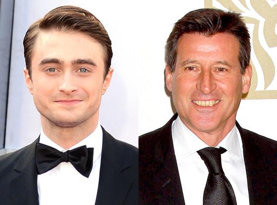 Daniel Radcliffe, Sebastian Coe