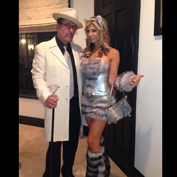 Alexis Bellino, Jim Bellino, Halloween