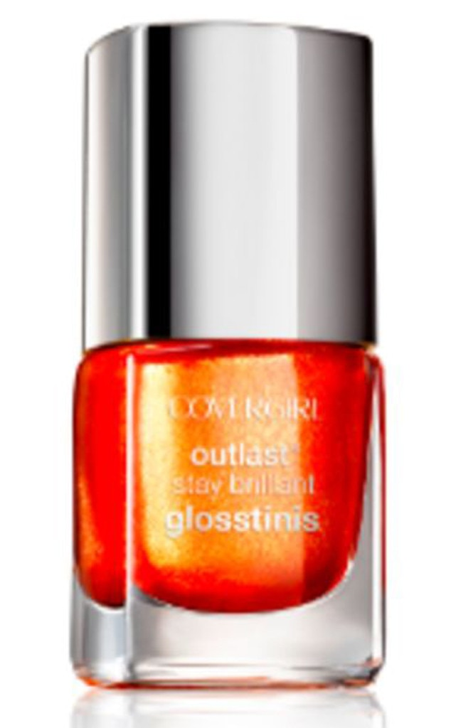 Editor Obsessions, Catching Fire CoverGirl Nail Polish