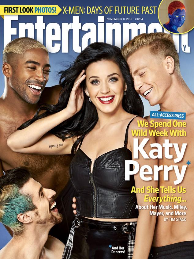 Katy Perry, EW