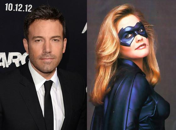 Ben Affleck, Alicia Silverstone, Batman and Robin