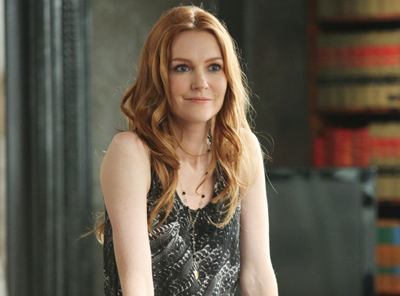 Scandal Scoop Darby Stanchfield Talks Olivias Love Life