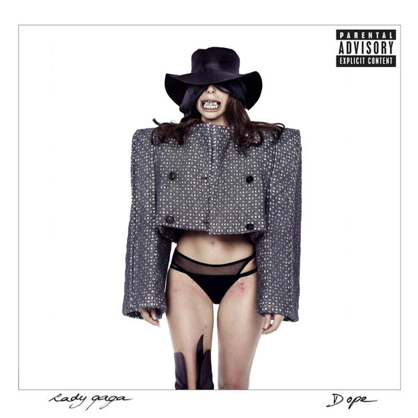 Lady Gaga, Dope Cover Art