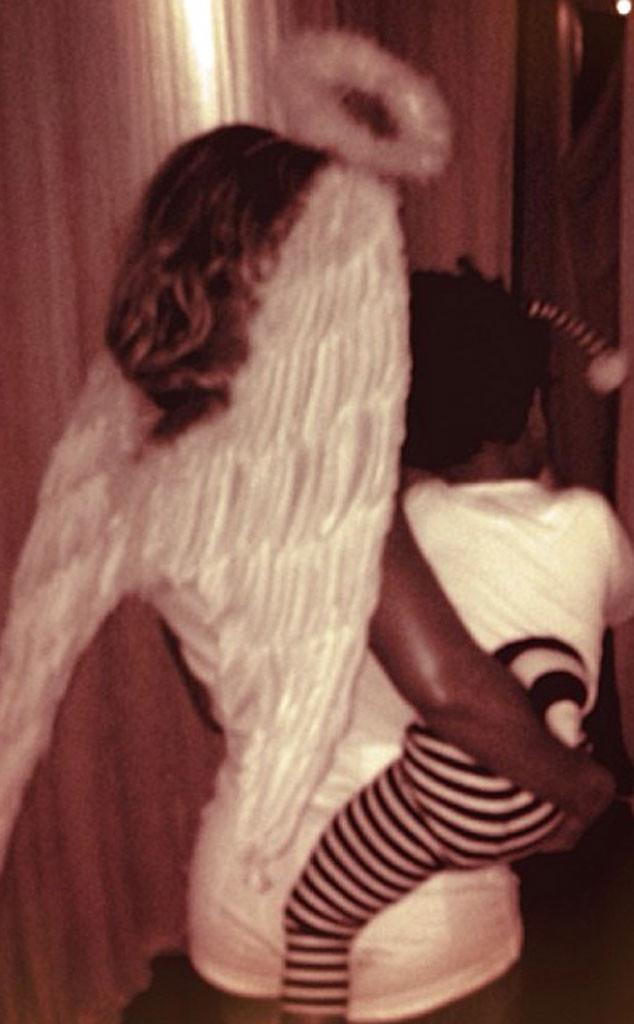 Beyonce, Blue Ivy, Halloween