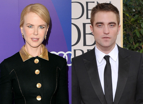 Nicole Kidman, Robert Pattinson