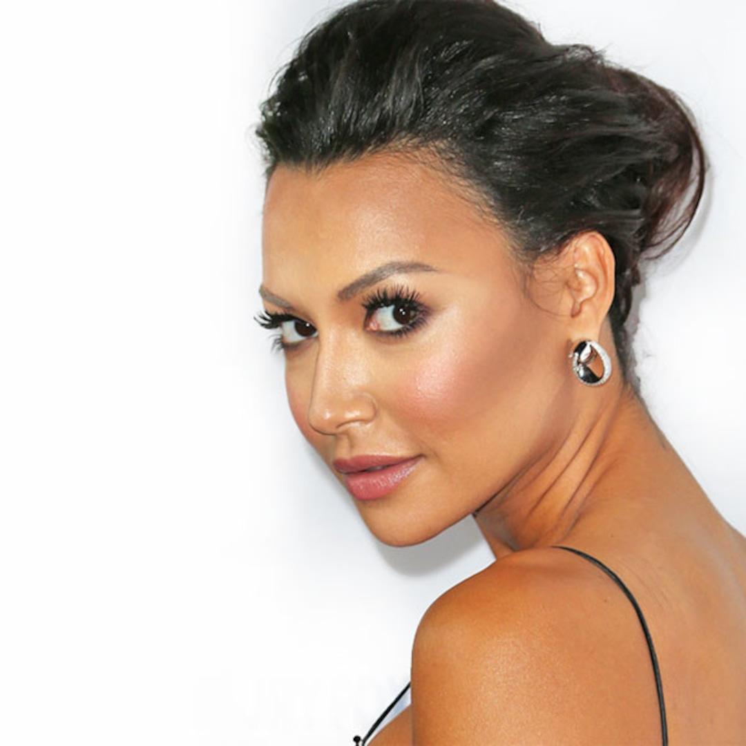 Naya Rivera Pink Lipstick - Naya Rivera Makeup Looks