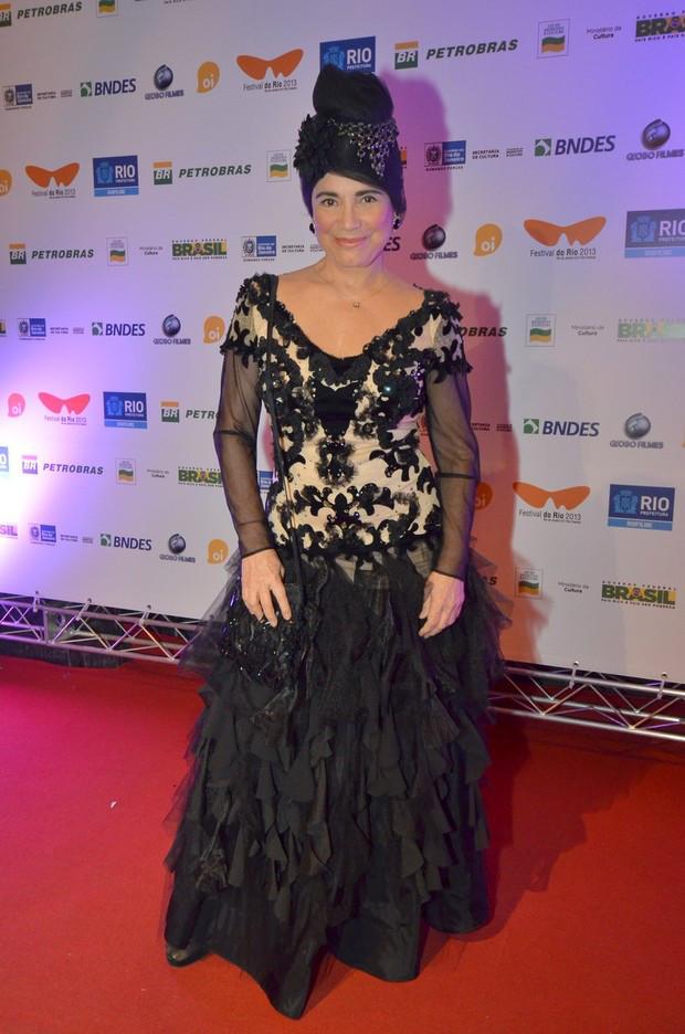 Leticia Sabatela, Regina Duarte, mais mal vestidas