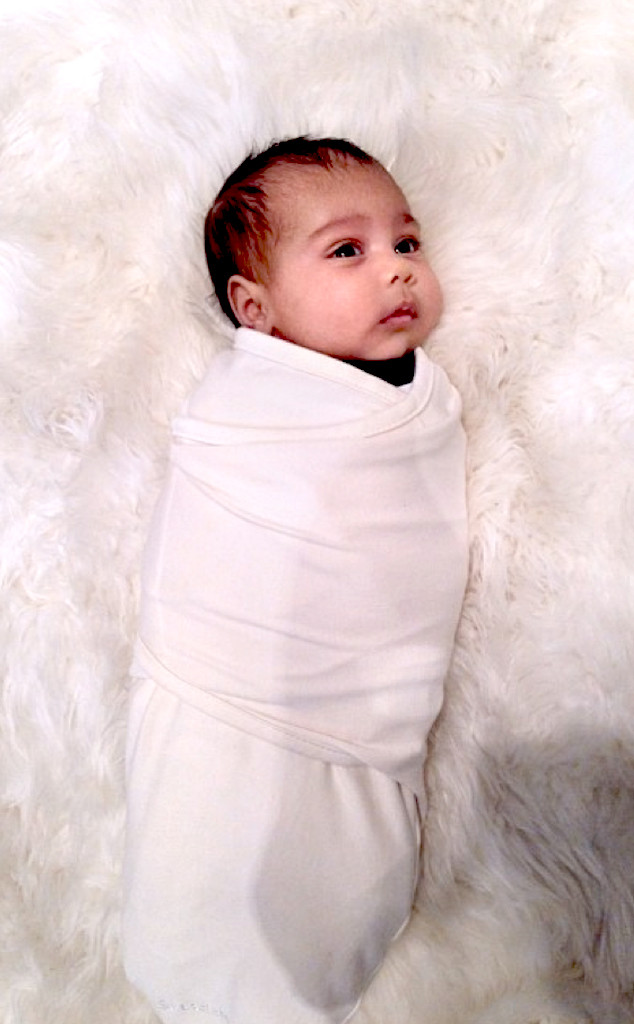 North West, Kardashian
