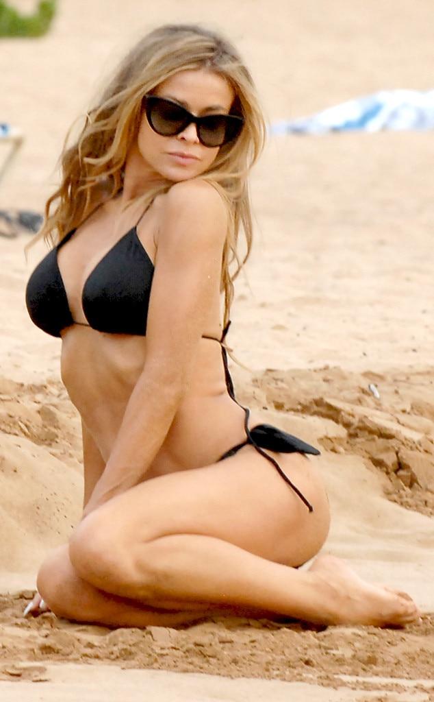 Carmen Electra From Bikini Gallery  E News-9470