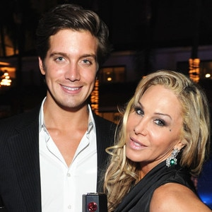 Adrienne talks about dating 24 year old heir