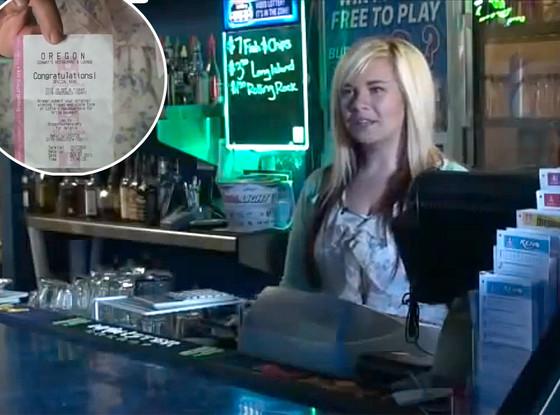 Waitress, Lottery Ticket