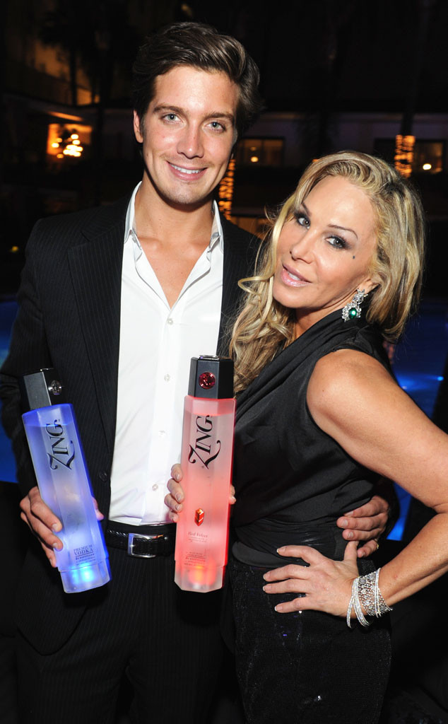 who is adrienne maloof