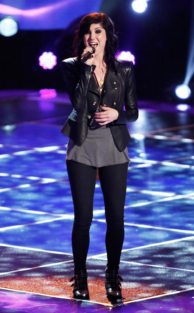 Briana Cuoco, The Voice