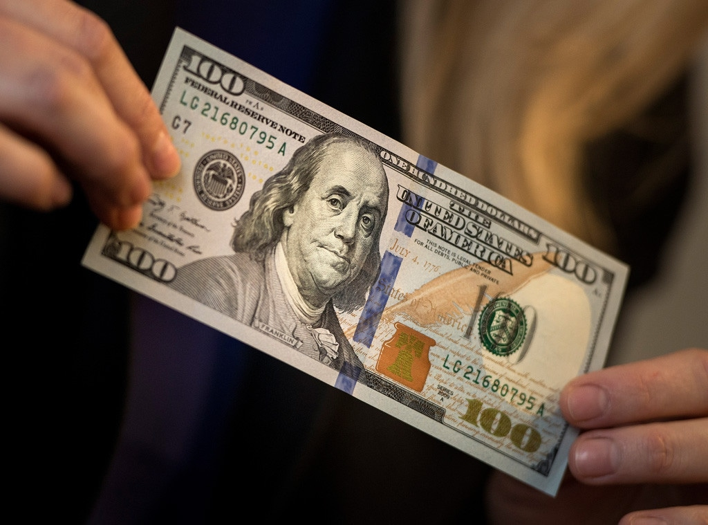 Everything You Need to Know About the New $100 Bill - E! Online
