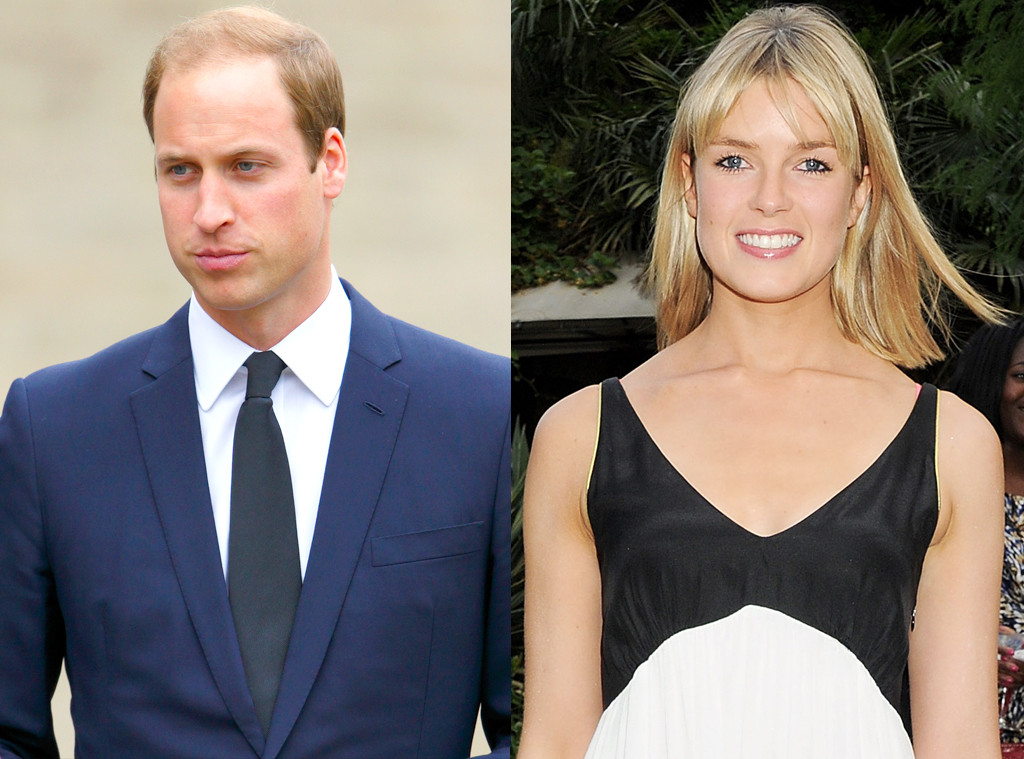 Prince William, Isabella Anstruther-Gough-Calthorpe