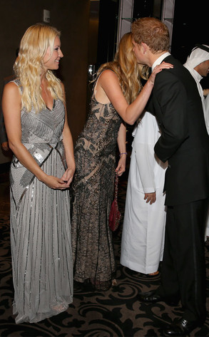 Joss Stone, Prince Harry, Denise Van Outen