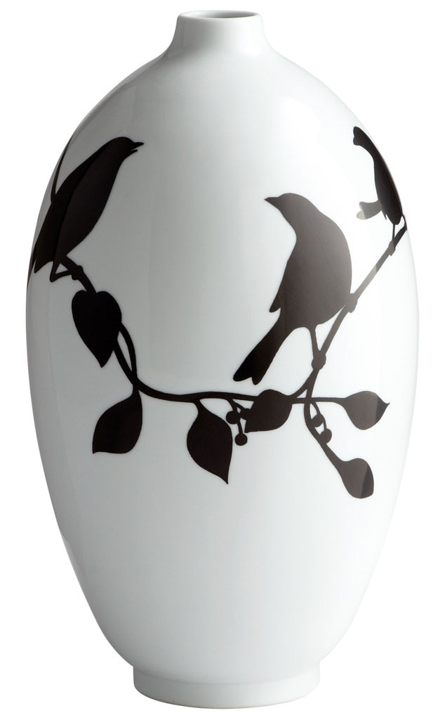 Fall Home Decor, Cyan Design Finch Vase