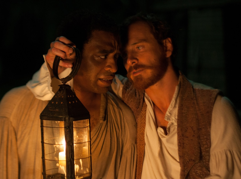 chiwetel ejiofor amp michael fassbender from 12 years a