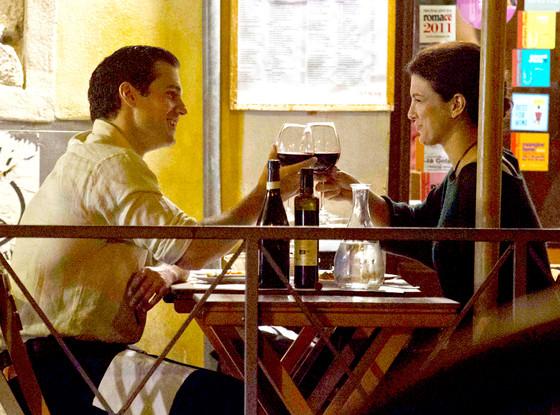 Henry Cavill, Gina Carano