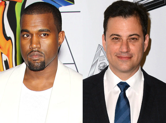 Jimmy Kimmel and Kanye West Set to Reunite After Epic Twitter Feud—What Can We Expect?