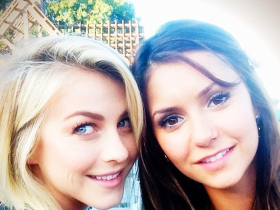 22 Times Julianne Hough and Nina Dobrev Were Just Like You and Your BFF