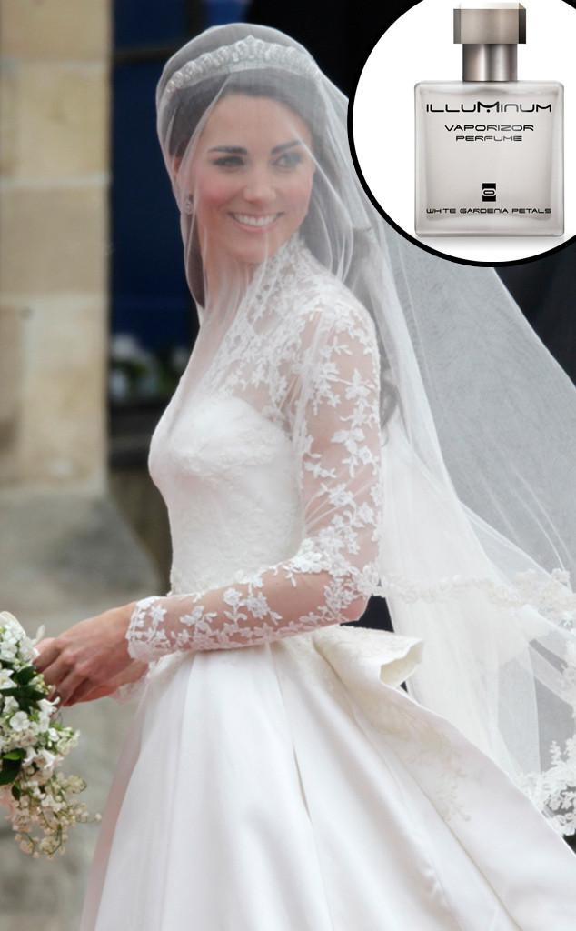 Kate Middleton, Perfume