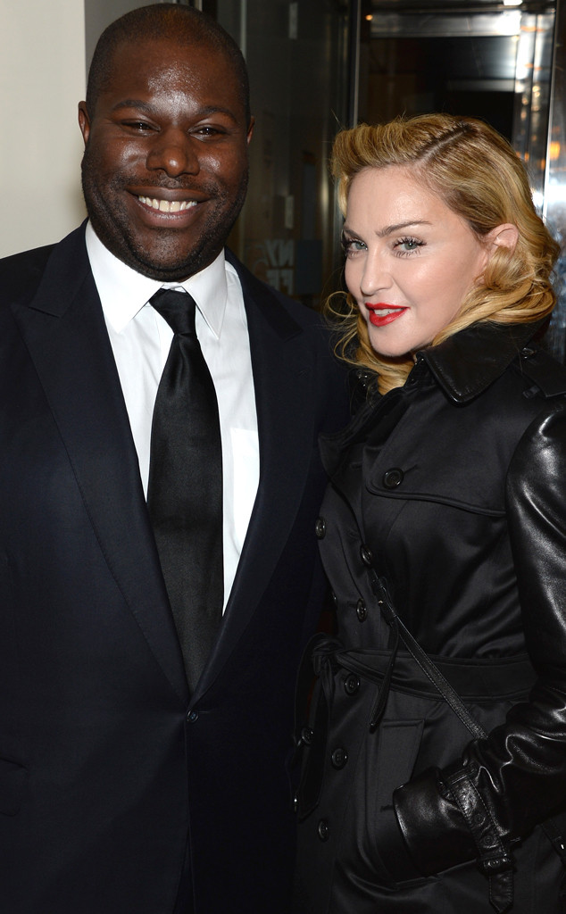 Madonna in Tears After Seeing 12 Years a Slave
