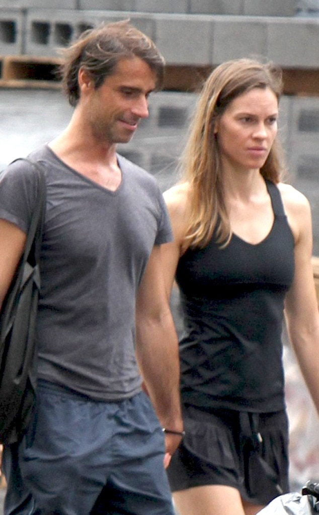 The New Look of Hilary Swank