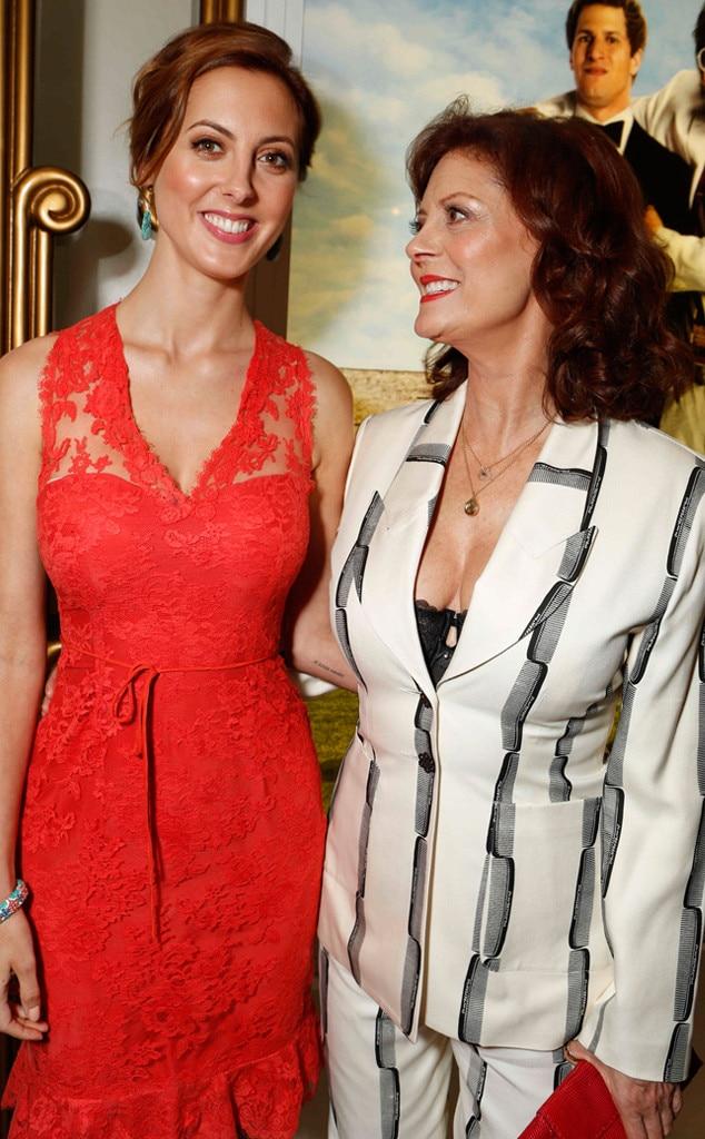 Eva Amurri, Susan Sarandon