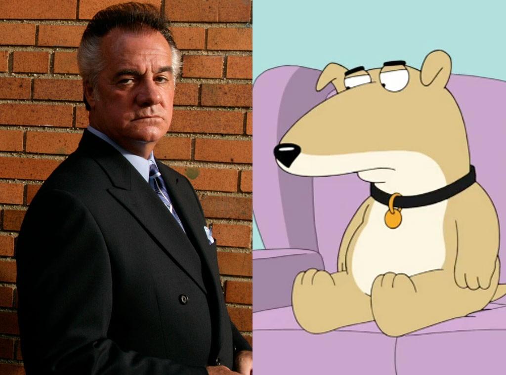Tony Sirico, Sopranos, Family Guy